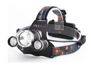 strong and zoomable led head lamp