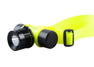 led head light for diving purpose