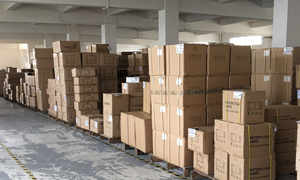 Stock Products ready for shipment