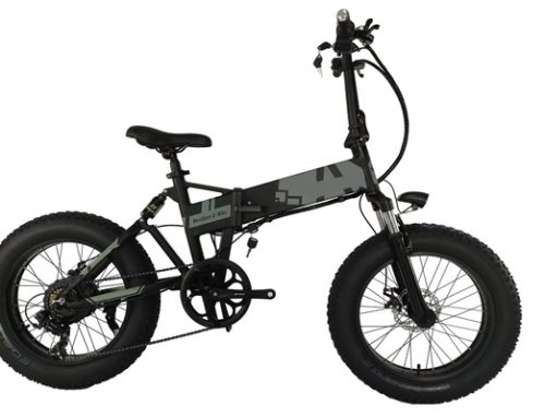 20 inch fat tire Electric MTB