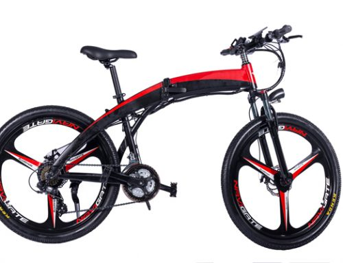 Fantastic 26 inch Electric Mountain Bike